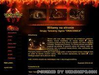 FireShow - DRACONICA Grupa Tancerzy Ognia - FireDance
